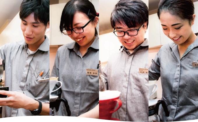 焙煎豆のイメージ写真