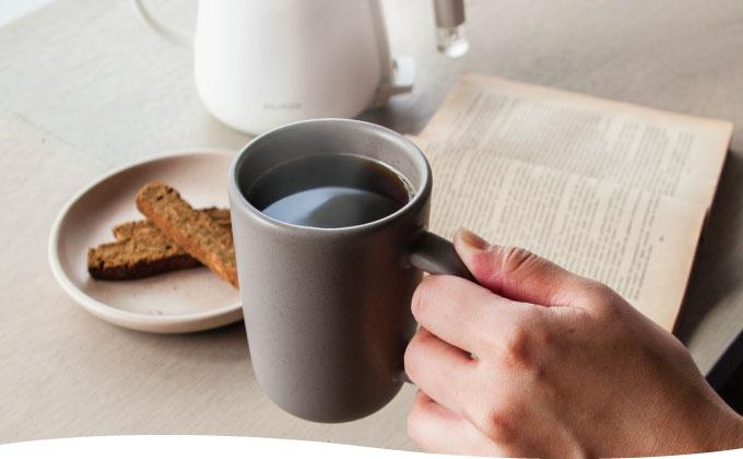 シングルコーヒーのイメージ写真