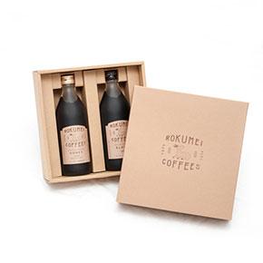 商品画像:ロクメイコーヒー カフェベース 2本 ギフト