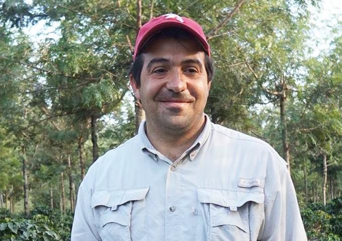 グアテマラ アンティグア ブエナビスタ農園