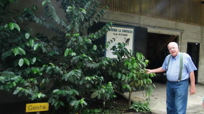 パナマ エスメラルダ農園 ゲイシャ1500