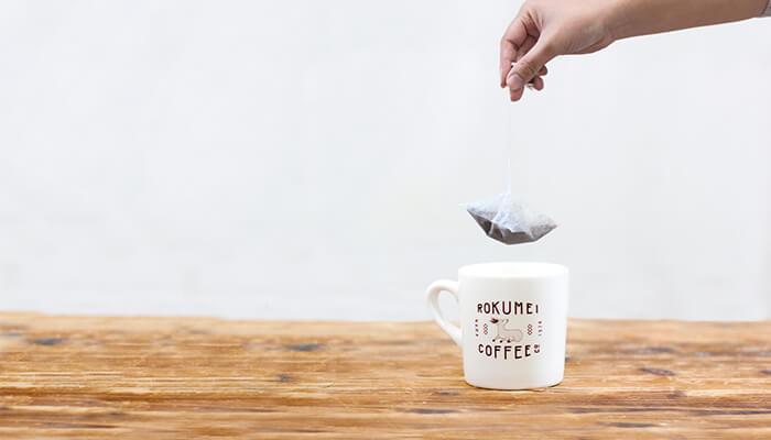 ディップスタイル コーヒー